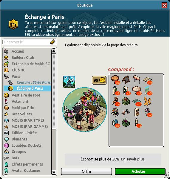 Catalogue Été indien à Paris