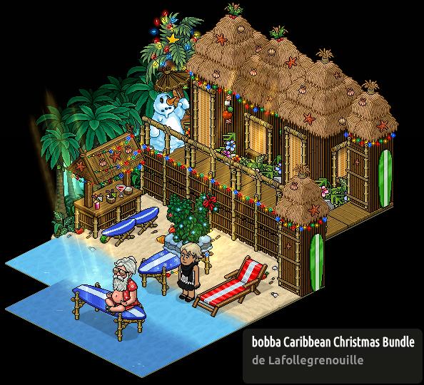 Habbo Hôtel aux Caraïbes - Sortie estimée : 15 juillet