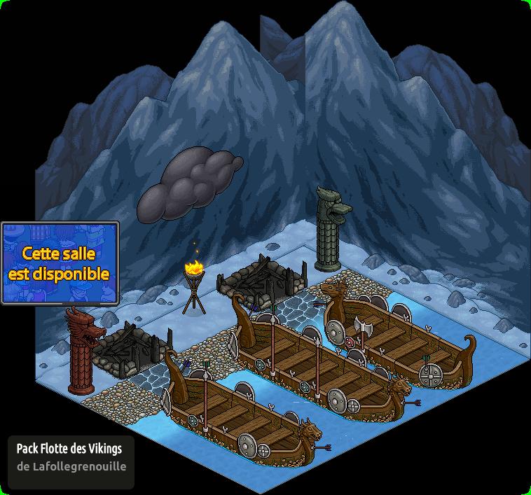 AppartFlotte Viking