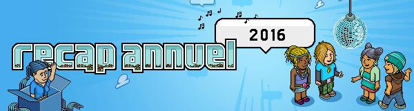 Webpromo Récap annuel