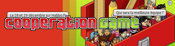 Webpromo Coopération game