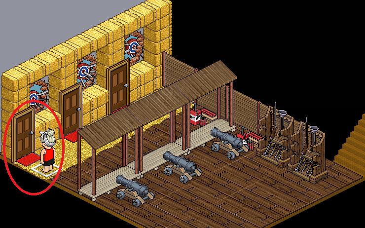 Fort Circus - Intérieur