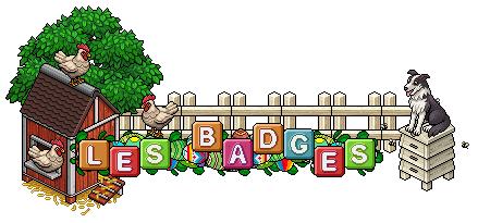 Image Les badges