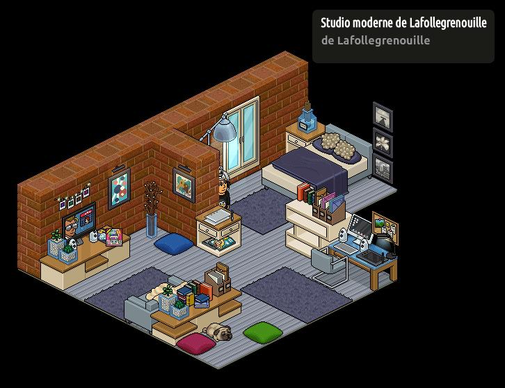 Appart Studio Moderne
