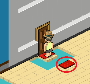 Habbo Escape - Niveau 1