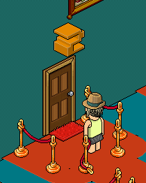 Habbo Escape - Entrée