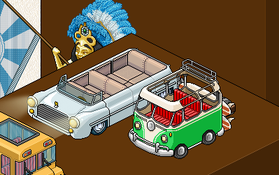 Habbo Escape - Niveau 2-a