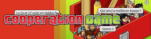 Webpromo Coopération Game 3