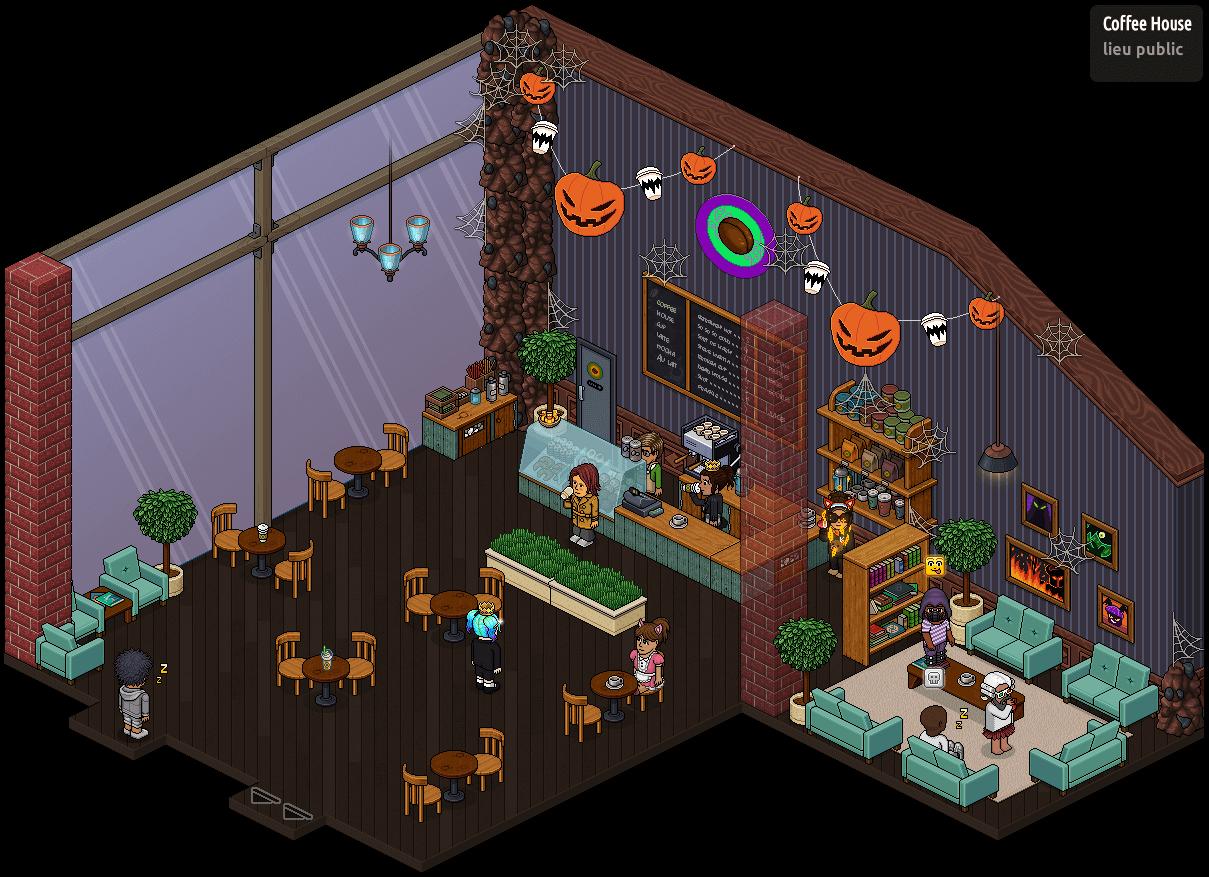 Le Coffee House