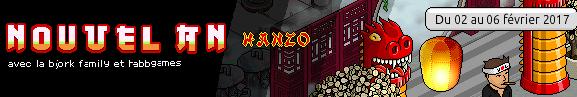 Webpromo Nouvel An Hanzo