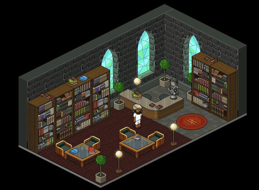 Appart Bibliothèque Classique