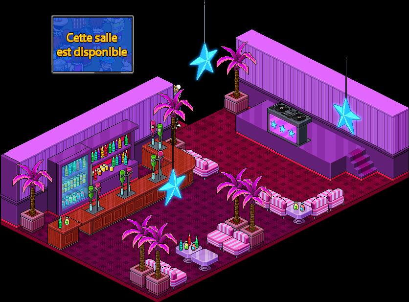 Appart Lounge de Star