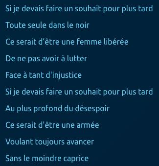 Poème de Florent.se