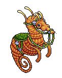 LTD Hippocampe royal
