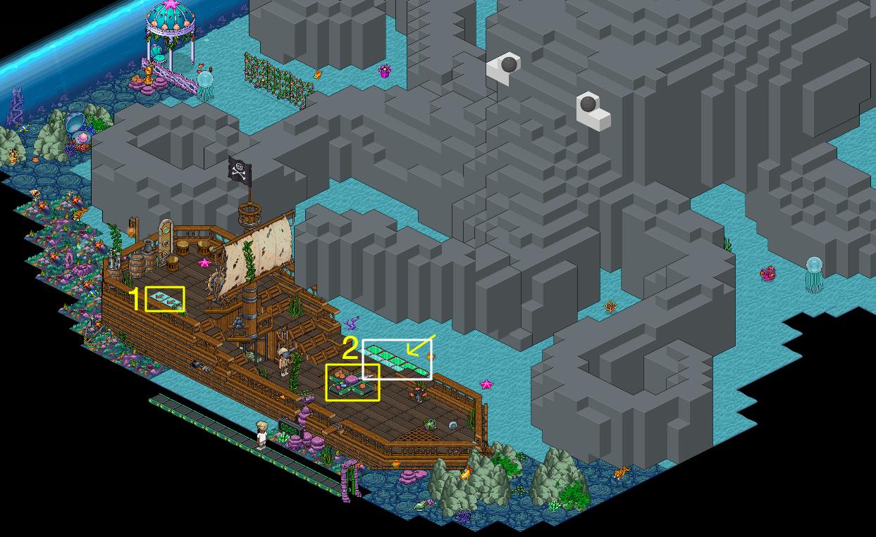 Royaume de Corail 3 - Le combat de l'Octopus