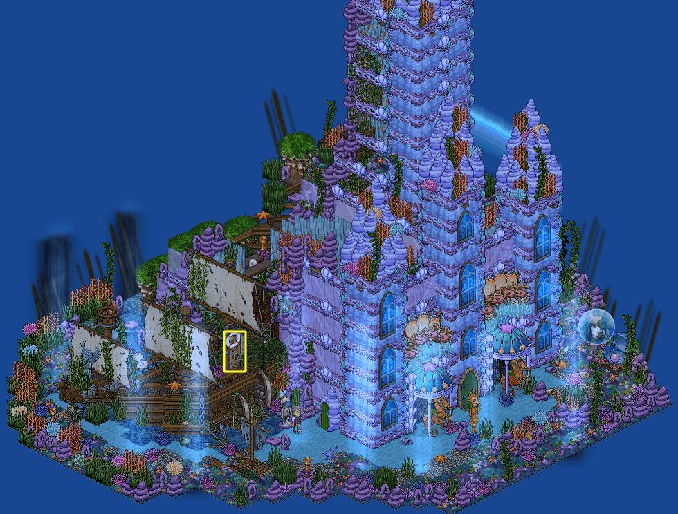 Royaume de Corail 3 - Ville Engloutie