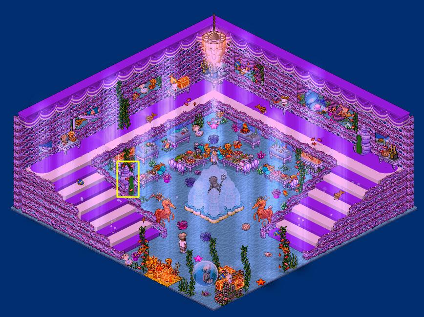 Royaume de Corail 4 - Palais du roi