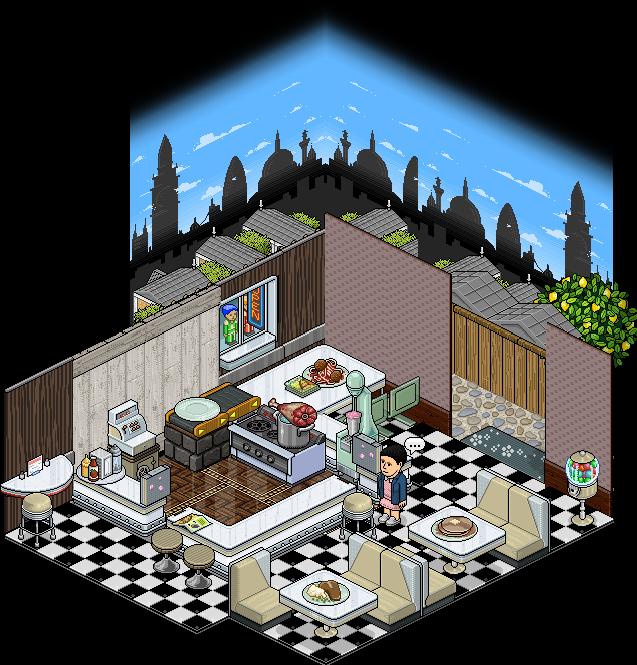 Appart Diner Café