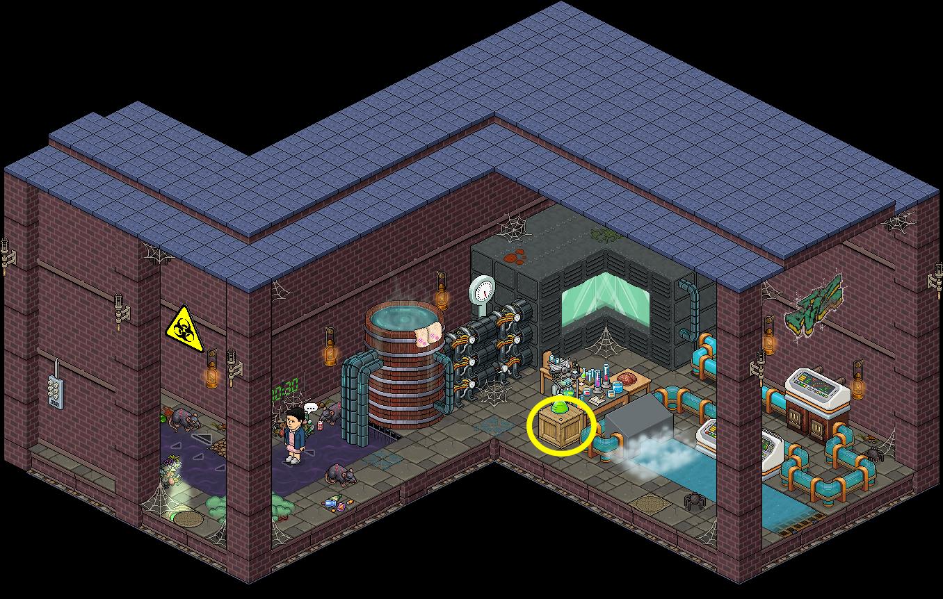 S - Station d'épuration de Boobapolis