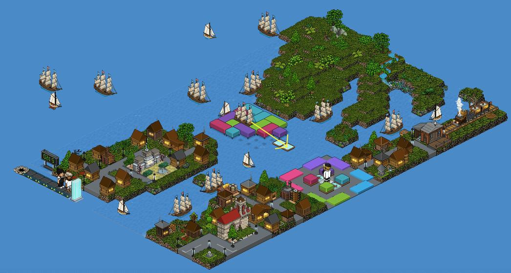 [P] La baie de la Porte d'Or