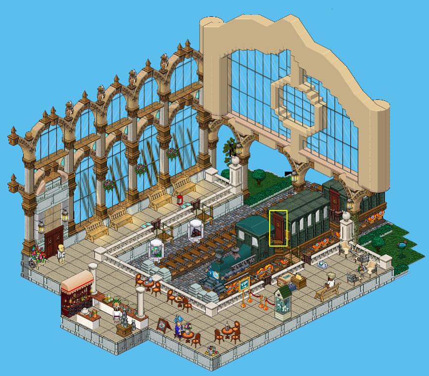 [0] Gare d'Euston