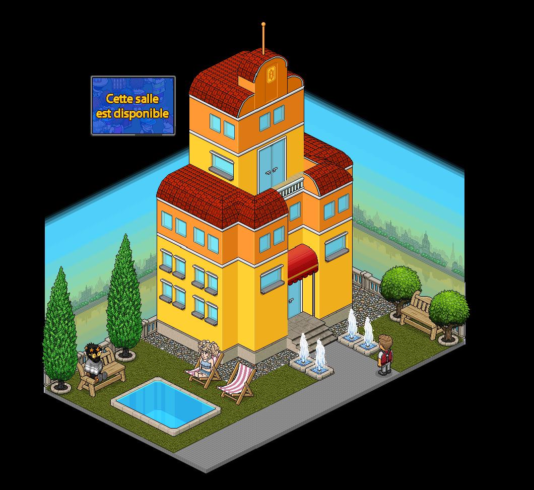 Appart La Vue de l'Hôtel