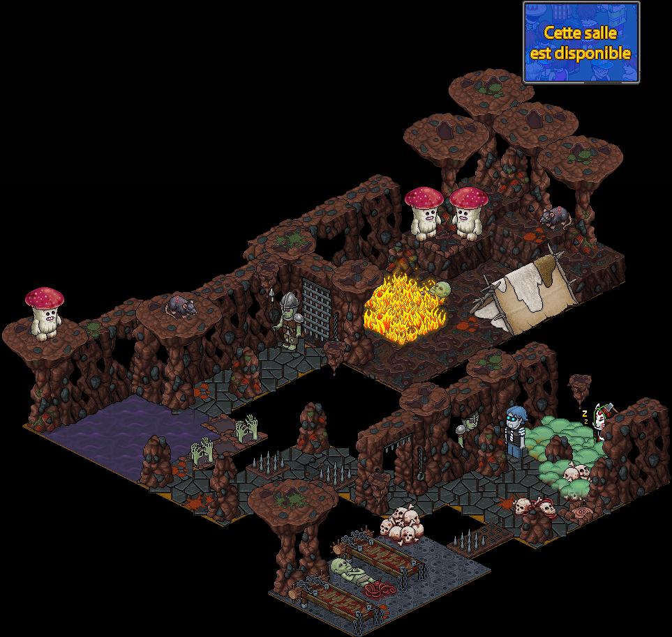 Appart Entrée de la caverne