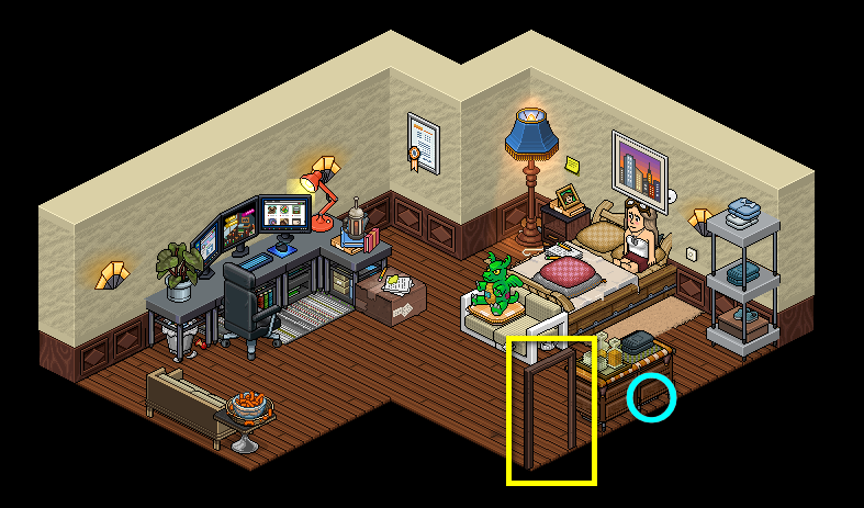 [HS] V.6 - La chambre
