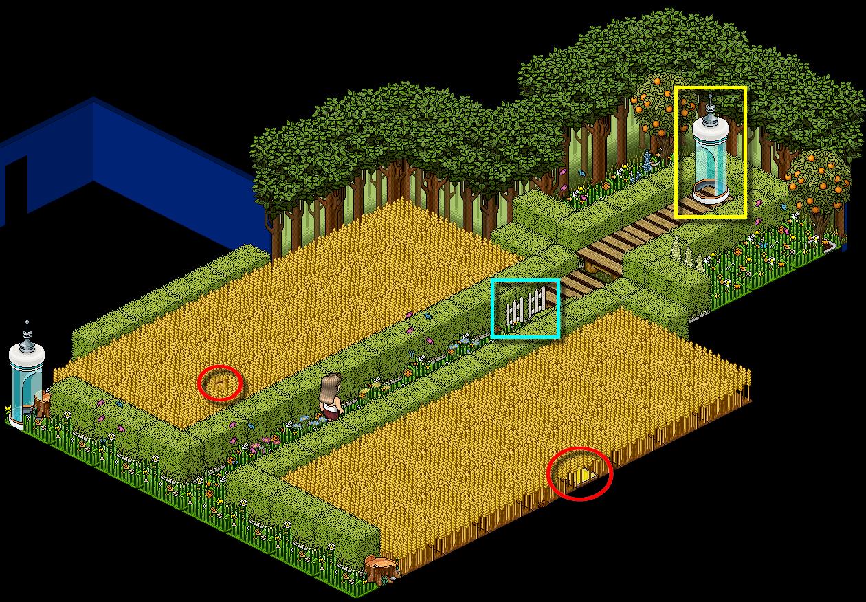 [Aventure] La récolte de blé