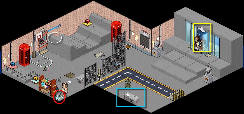 [Aventure] Rue du laboratoire