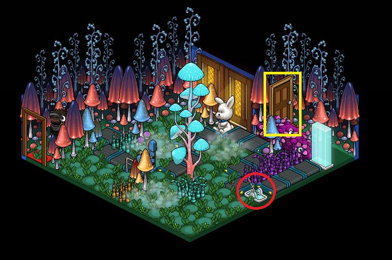 'Salle 10 - La soupe De champignons