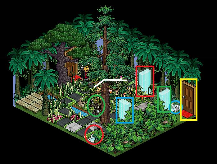 'Salle 26 - Jungle fourbe