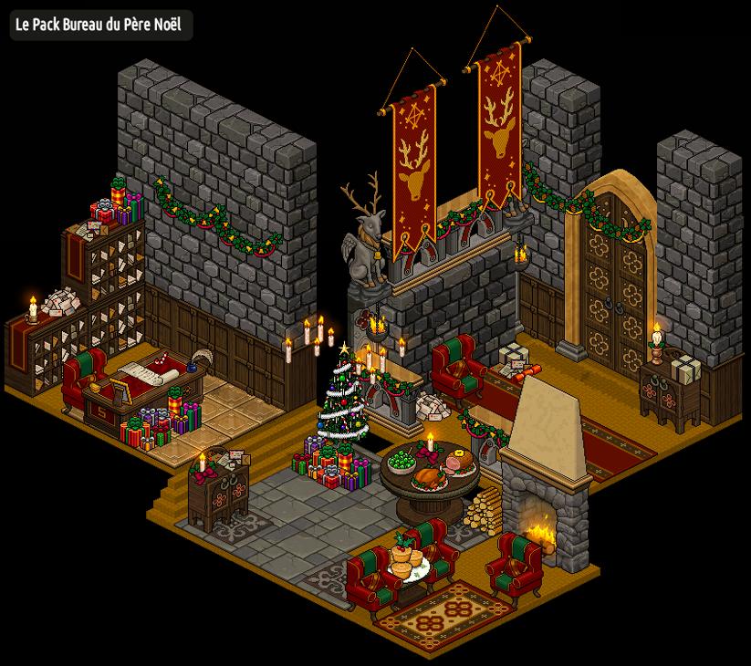 Bureau du Père Noël