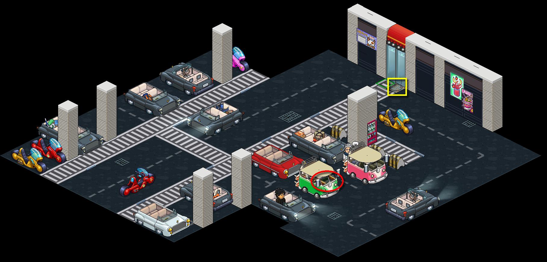 [HS] - Parking II
