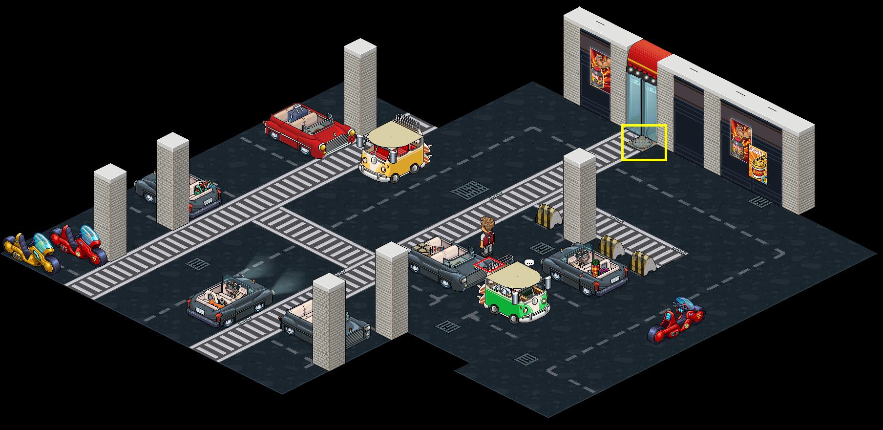 [HS] – Parking I