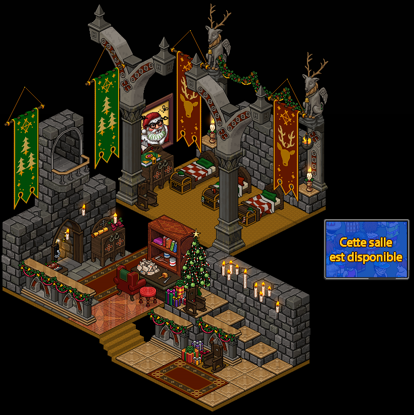 Chez les Elfes