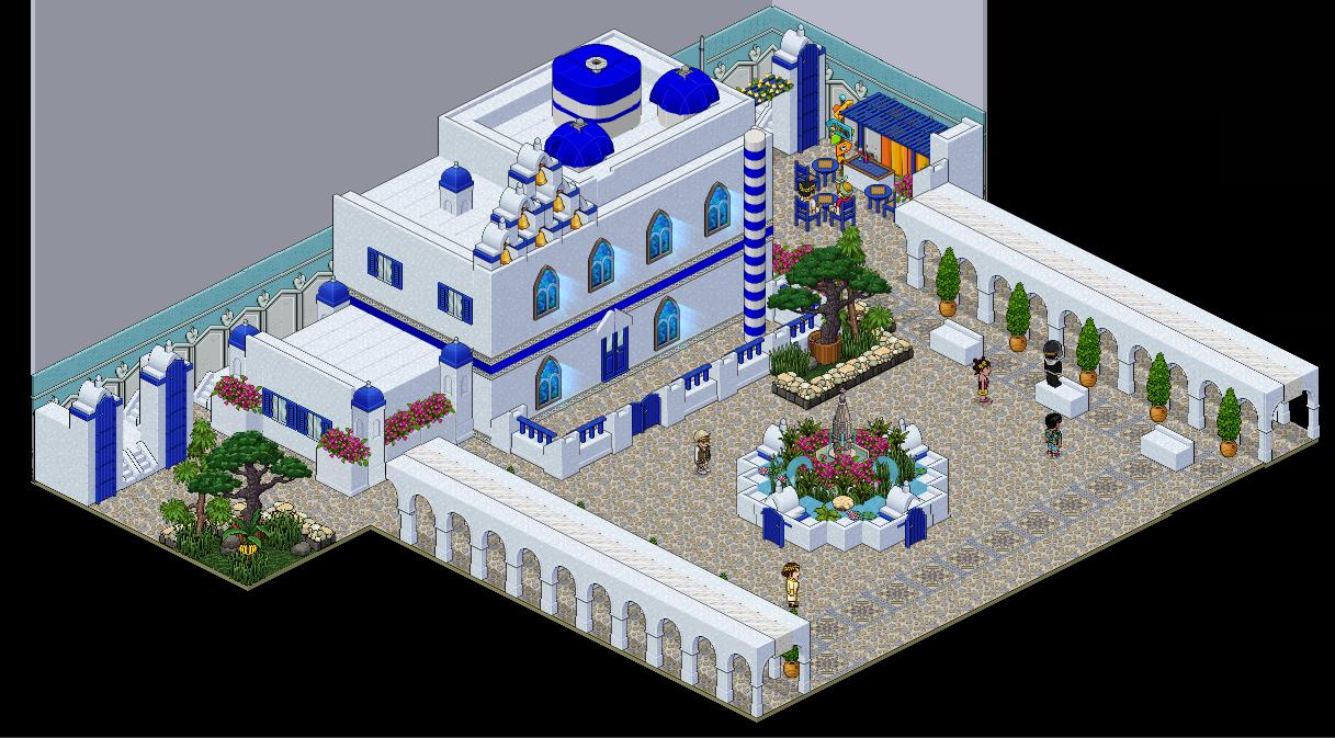 Santorin - 2. Place Centrale