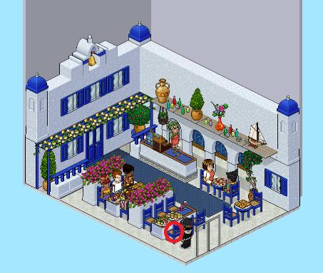 Santorin - 3. Restaurant 2