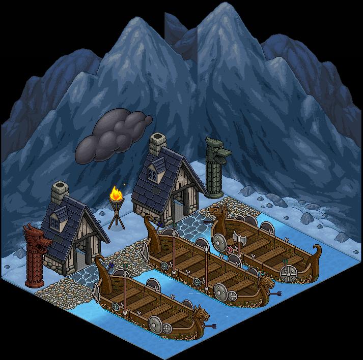 AppartFlotte de Viking