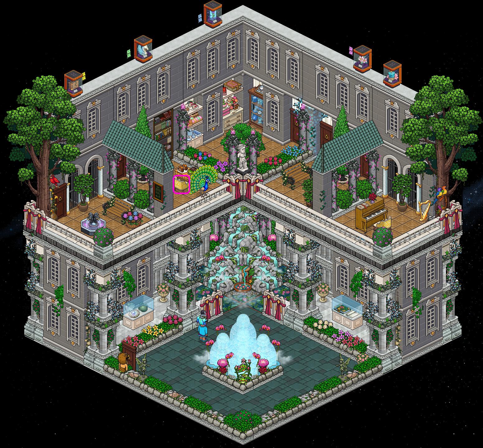[Laby U0] - Le Hall des Univers 2ème partie