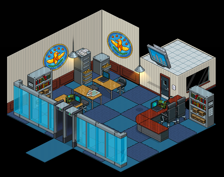 Appart QG Forces Habbo