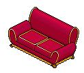Canapé romantique