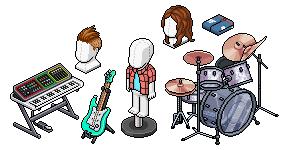 Nouveaux mobis Rock'N'Roll