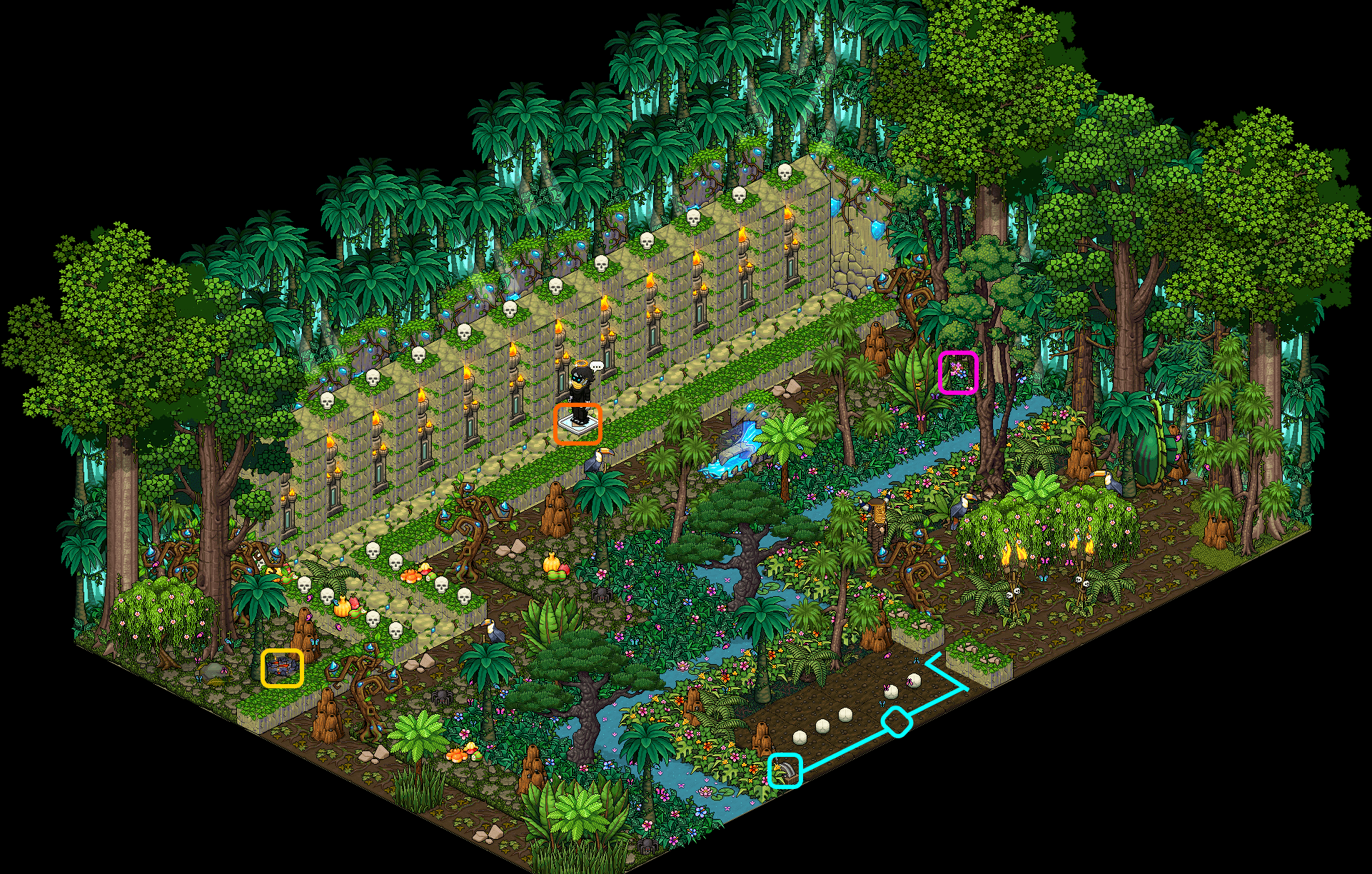 Labyrinthe RF - Zone Sud [07]