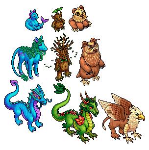 Créatures magiques