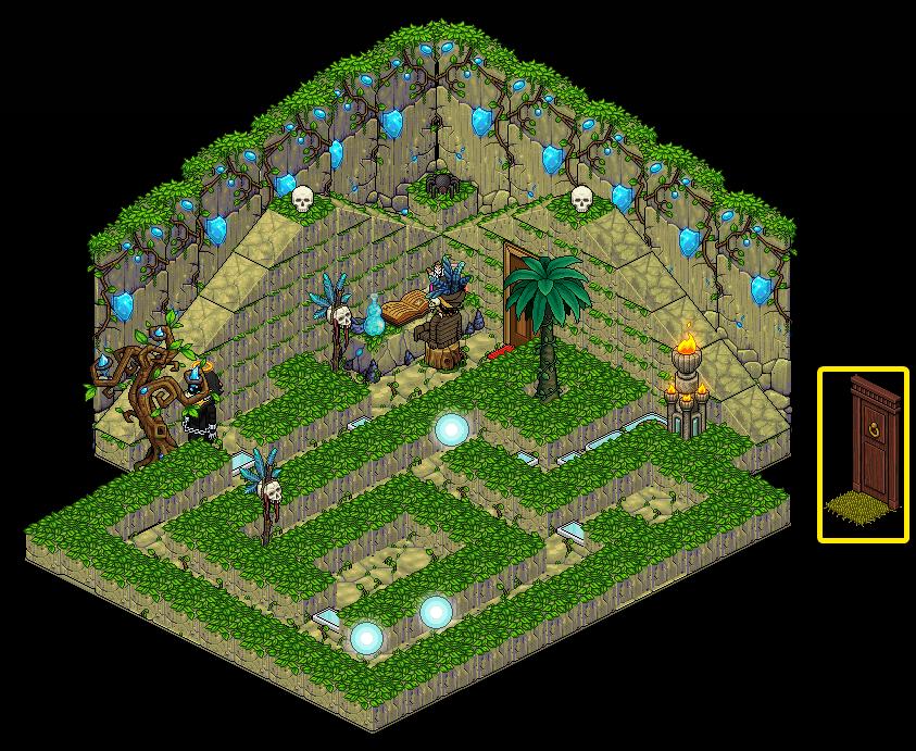 Labyrinthe RF - Zone Sud [15]
