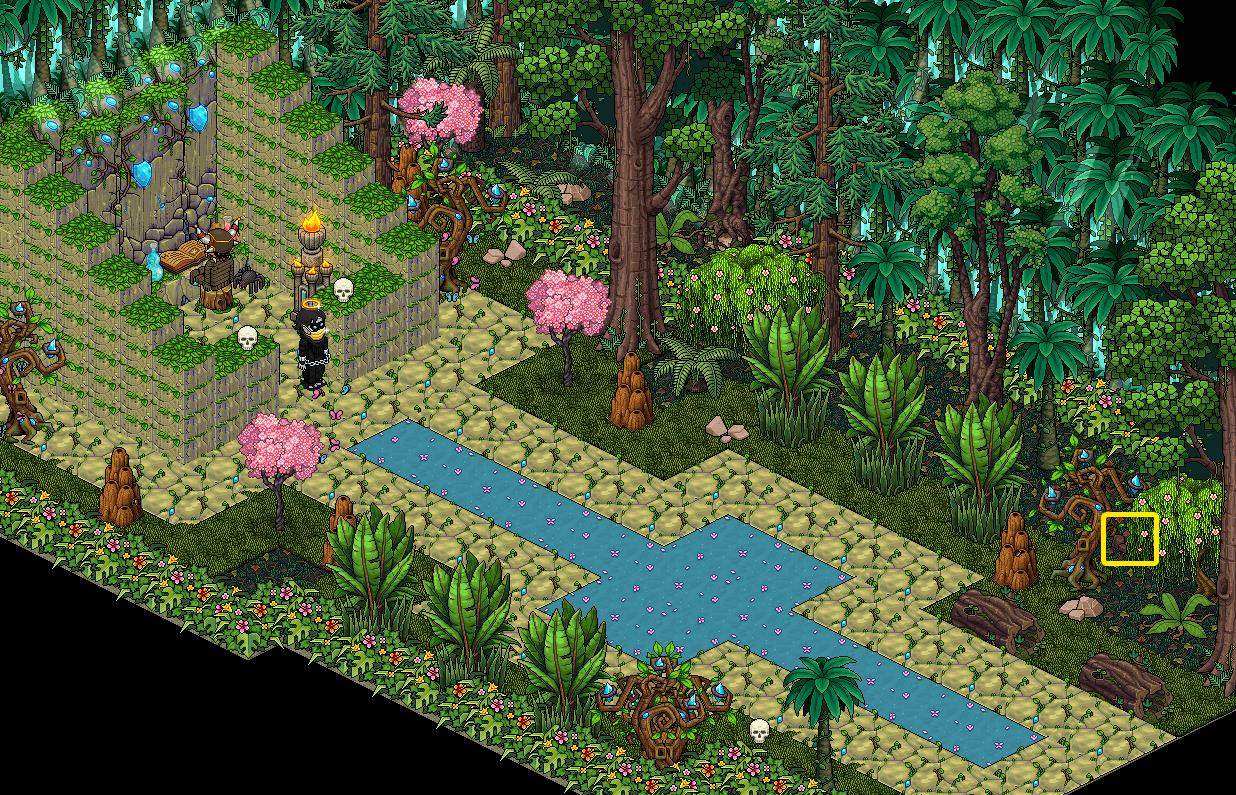Labyrinthe RF - Zone Sud [01]