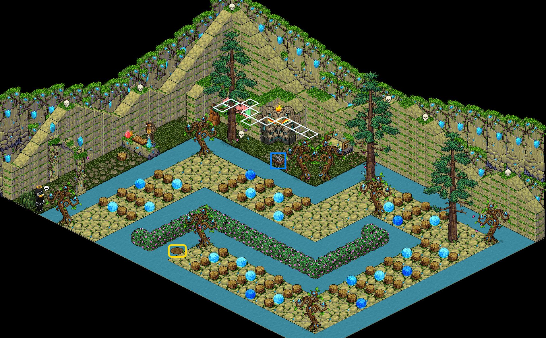 Labyrinthe RF - Zone Sud [02]