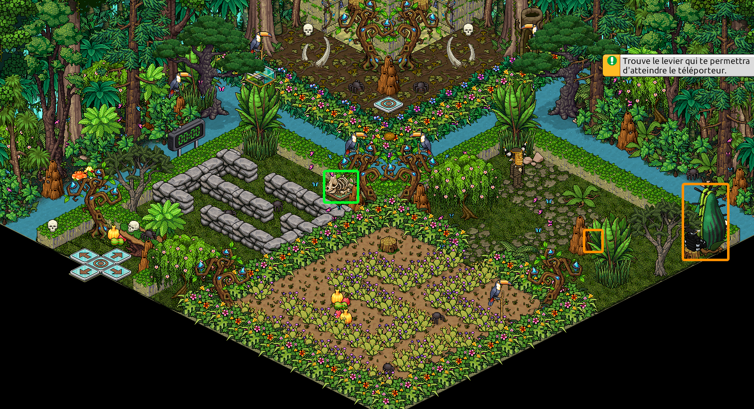 Labyrinthe RF - Zone Sud [09]