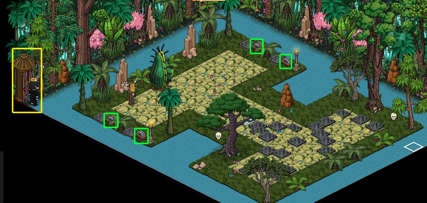 Labyrinthe RF - Zone Sud [10]